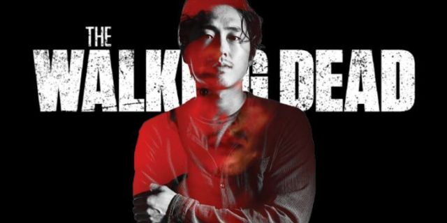 The Walking Dead Glenn comicbookcom