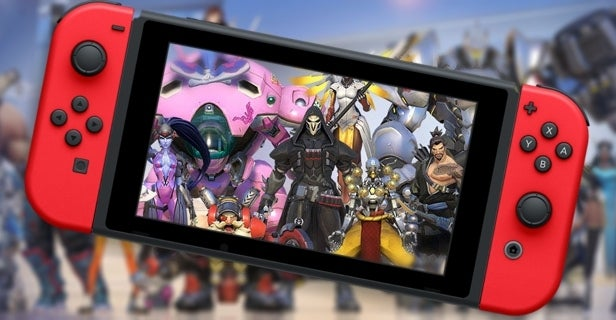 overwatch talks potential nintendo switch port mobile