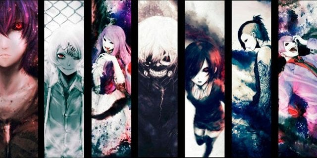 Tokyo Ghoul Has too Many Characters