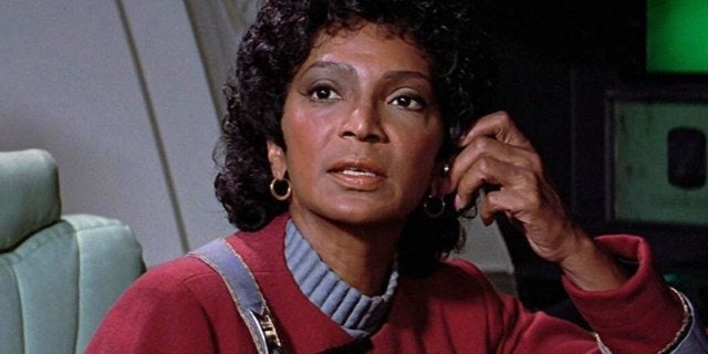 Uhura Nichelle Nichols