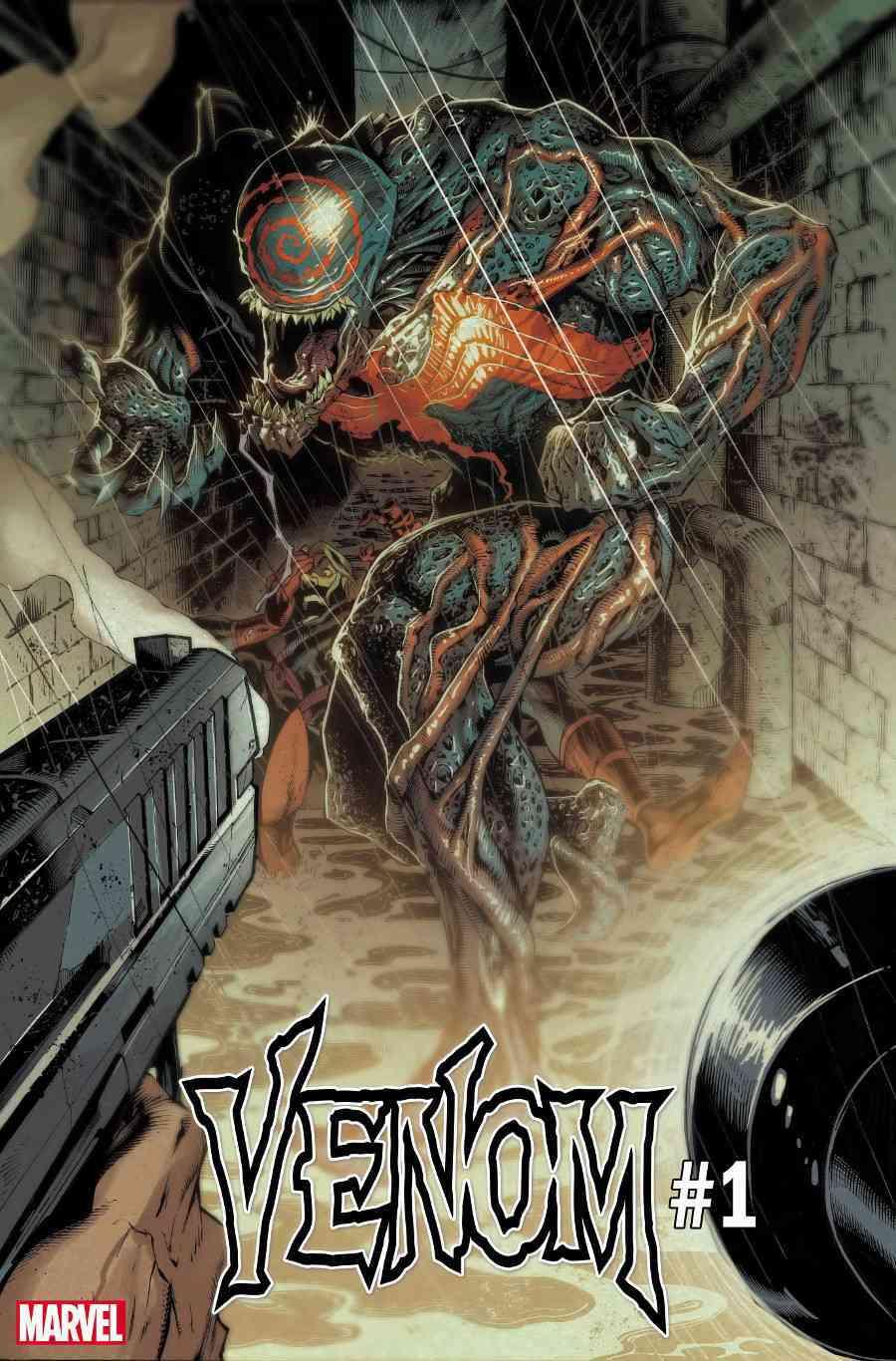 Venom 1 Second Printing