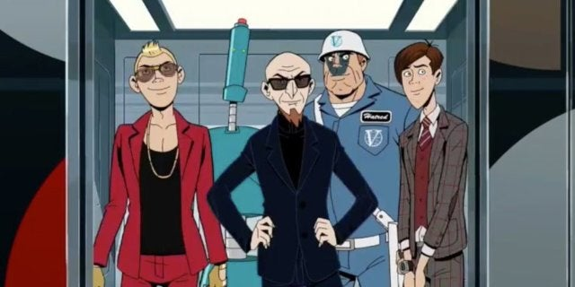 'Venture Bros.' Is Returning to Adult Swim