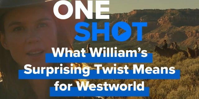 What William's Surprising Twist Means for Westworld - One Shot screen capture