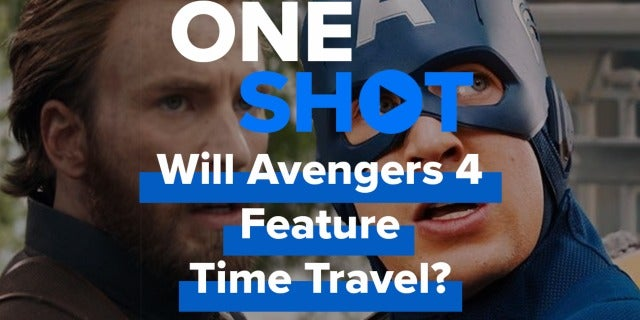Will Avengers 4 Feature Time Travel? - One Shot screen capture