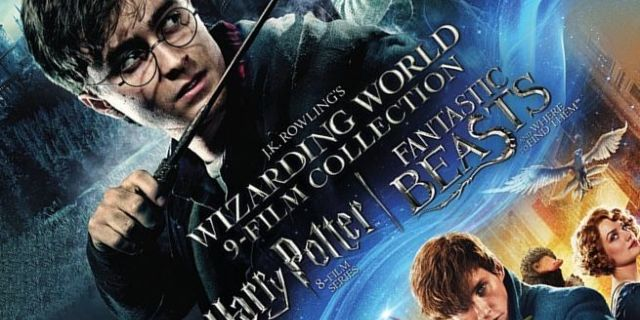 Get All of 'Harry Potter' and 'Fantastic Beasts' on Blu-ray for Only $40
