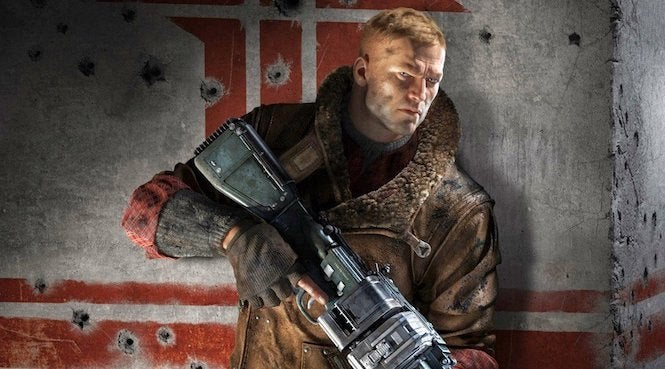 Wolfenstein 2 For Nintendo Switch Will Reportedly Require a Huge Install