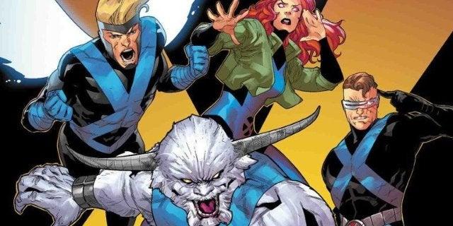 X-Men Blue New costumes