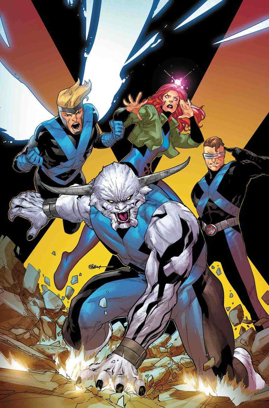 X-Men Getting New Looks