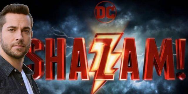 Zachary Levi Shazam comicbookcom