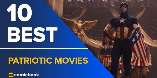 10 Best Patriotic Movies screen capture