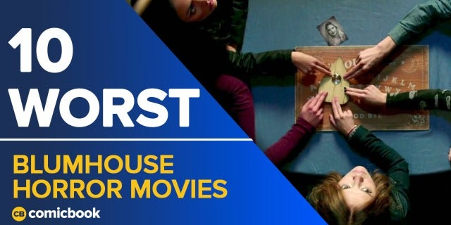 10 Worst Blumhouse Horror Movies screen capture