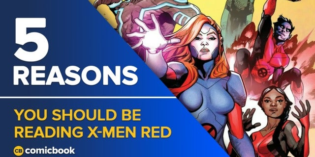 5 Reasons You Should Be Reading X-Men Red screen capture