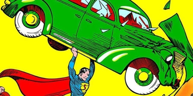 action comics 1 2 million dollar sale