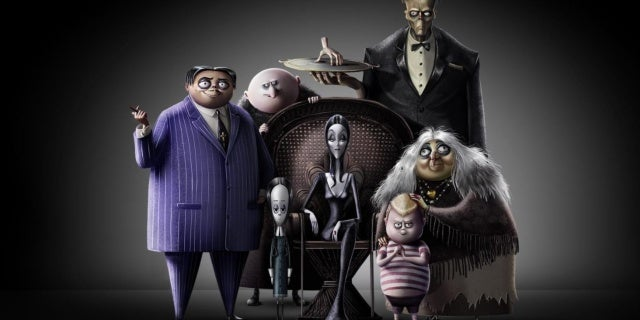 addams family movie first image