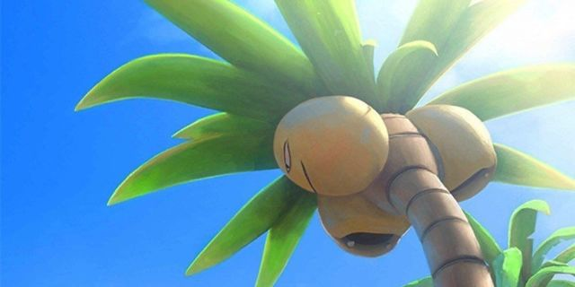 alolan exeggutor screen