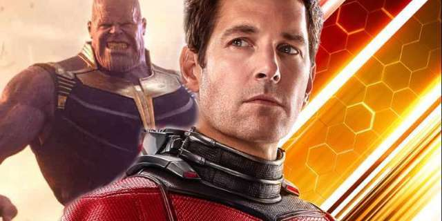 Ant-Man and the Wasp Avengers Infinity War