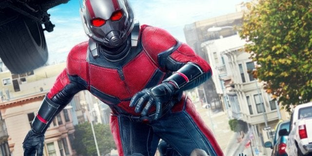 Ant-Man and the Wasp IMAX