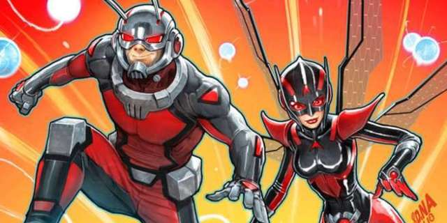 Ant-Man and Wasp Legacy - Cover