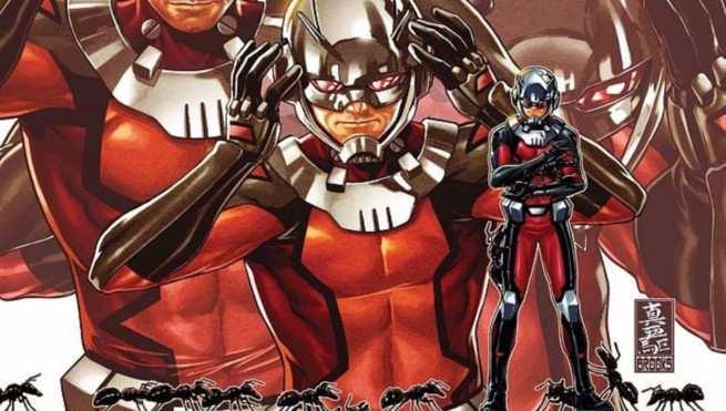 Ant-Man and Wasp Legacy - Scott Lang