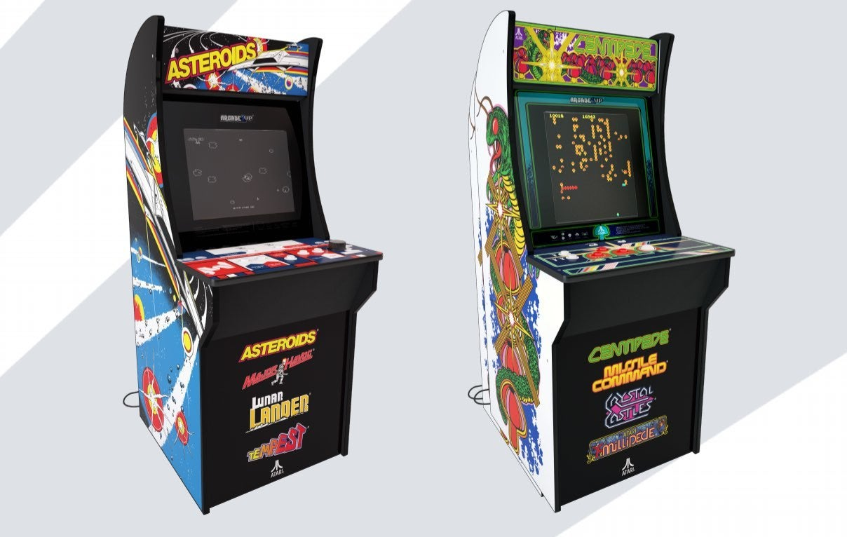 Arcade1up Introducing Mini Arcade Games This Fall For Consumer-Friendly Price