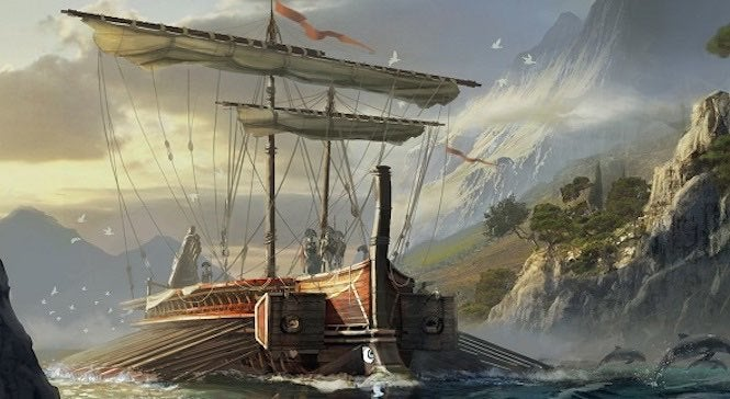 Assassin's Creed Odyssey Naval Combat Details Revealed
