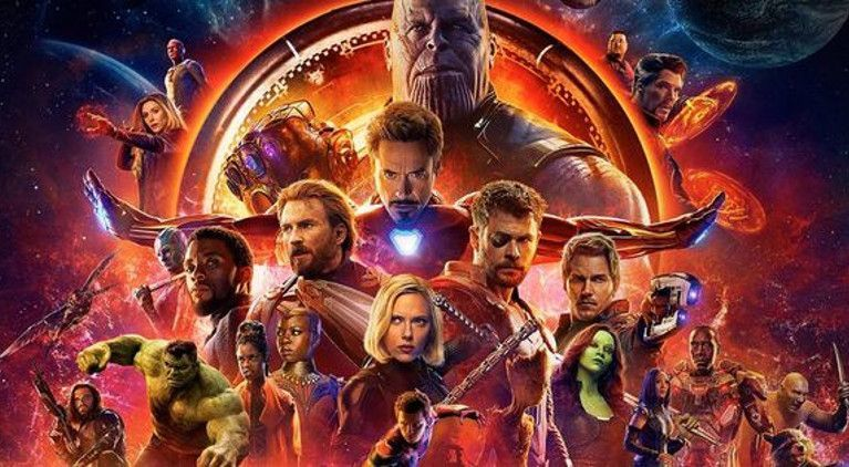 Avengers Infinity War 2 Billion