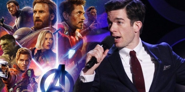 avengers infinity war john mulaney