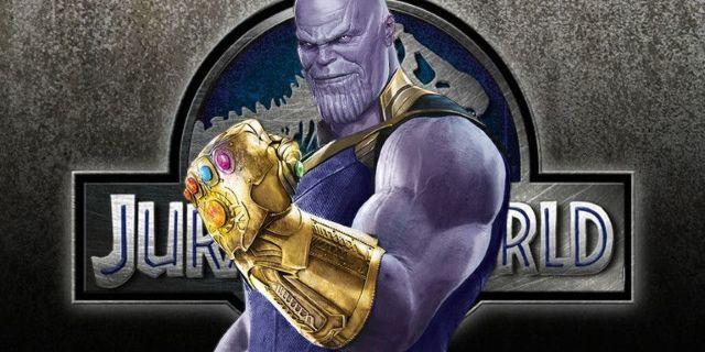 Avengers Infinity War Jurassic World Box Office