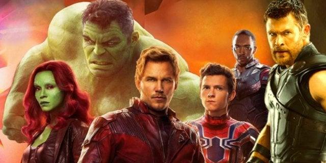 Avengers Infinity War Thor Hulk