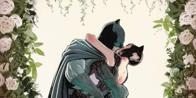 Batman and Catwoman Wedding - They Do