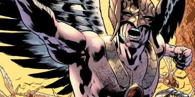 Best Hawkman Comics - Cover