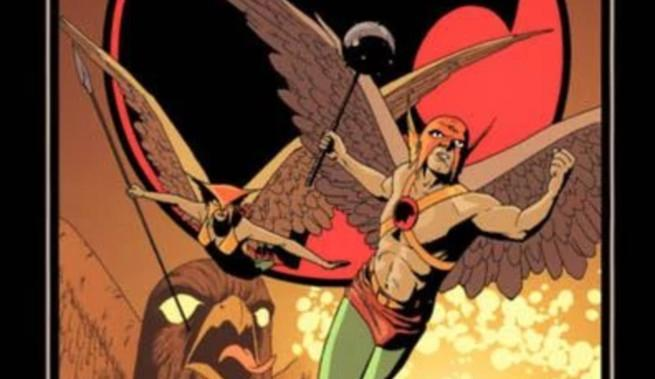 Best Hawkman Comics - Legend of the Hawkman