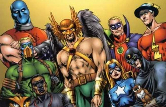 Best Hawkman Comics - Return of Hawkman