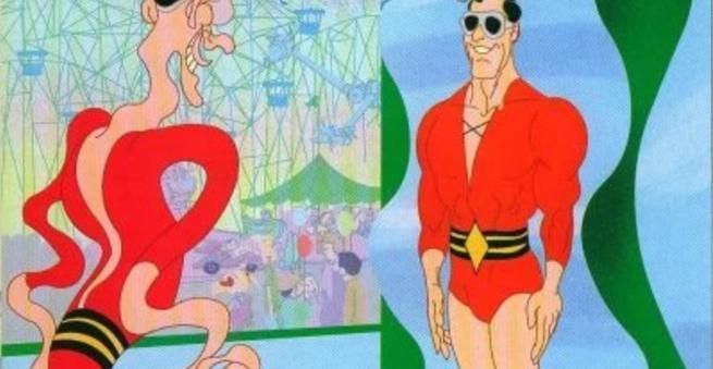 Best Plastic Man Comics - Continuity Bandit
