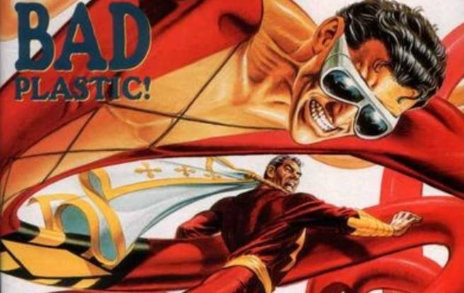 Best Plastic Man Comics - Power of Shazam