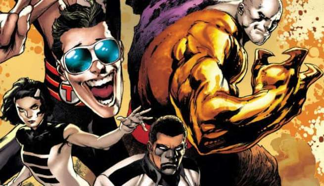 Best Plastic Man Comics - The Terrifics