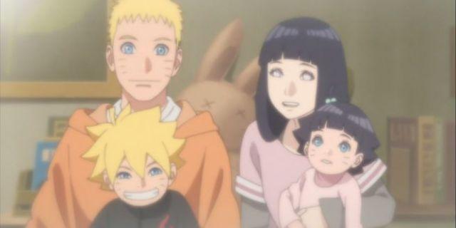 Boruto-Family