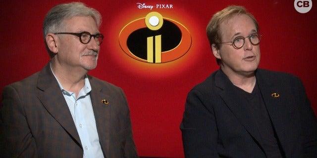 Brad Bird and John Walker Talk the Incredibles 2 screen capture