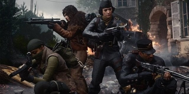Call of Duty WWII United Front