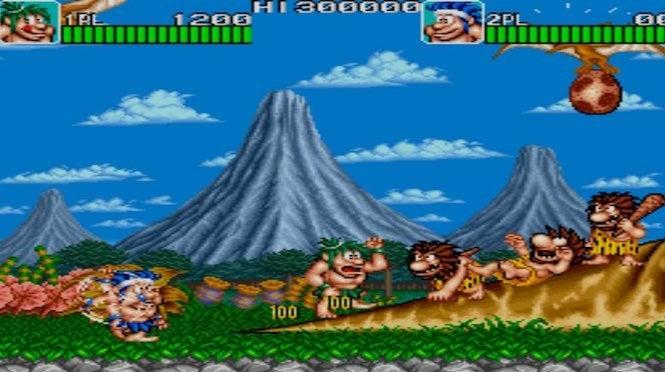 Caveman Ninja Nintendo Switch Review: The Joe and Mac Attack