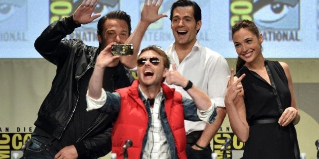 Chris Harwick dropped from Warner Bros DC Films panel SDCC 2018