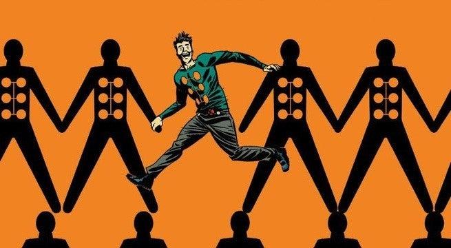 Comic Book Reviews - Multiple Man #1