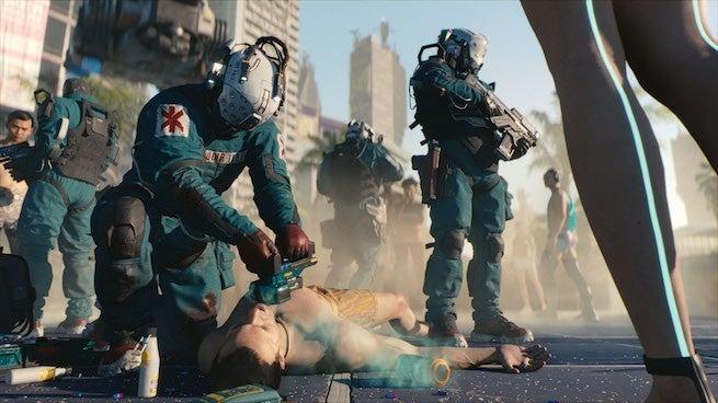 Cyberpunk 2077 10