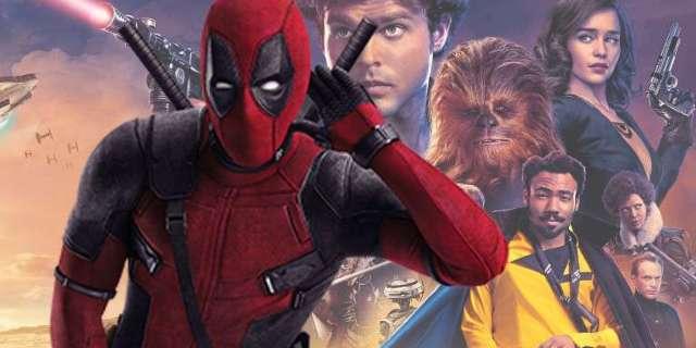 Deadpool 2 Solo Star Wars Box Office