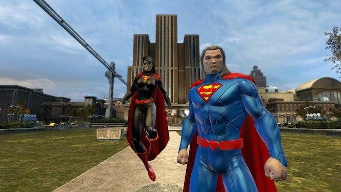 DC Universe Online Getting Iconic Superman Raids and Emblem