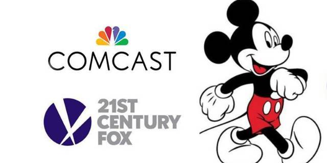 Disney and Comcast May Split Fox Assets