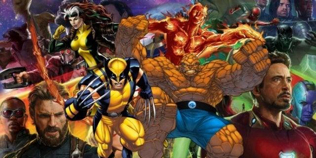 Disney Marvel Fox X-Men Fantastic Four comicbookcom