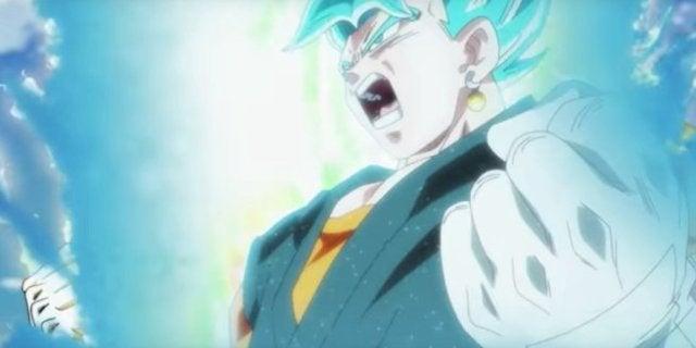 Dragon Ball Heroes Anime Trailer Vegito