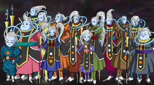 Dragon Ball Super Angels Brothers Sisters Related Siblings