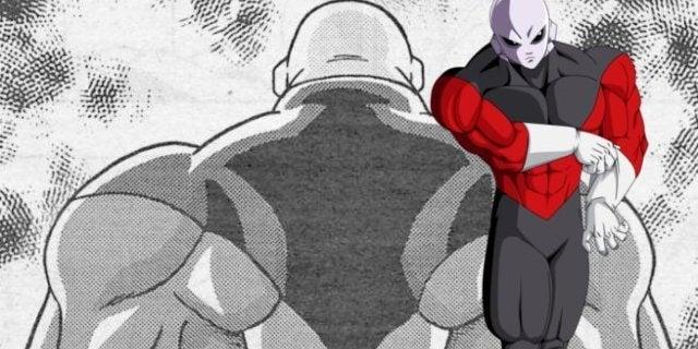 Dragon Ball Super Jiren Akira Toriyama Artwork